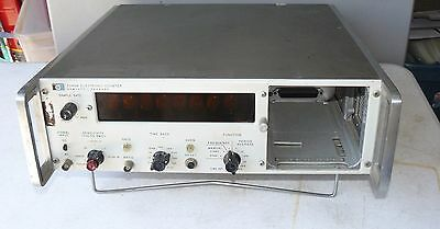 HP 5248M   Electronic Counter Frequency Converter w/ Power Cord,