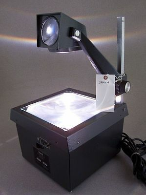 Eiki 3860A Overhead Transparency Projector Art-School Free Shipping!