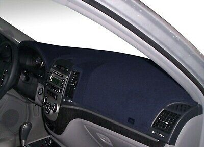 Lincoln MKS 2009-2012 No FCW Brushed Suede Dash Board Cover Mat Black