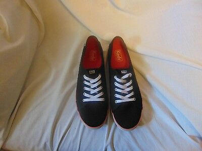 New!!!Women's Keds Black & pink Shoes Size 11