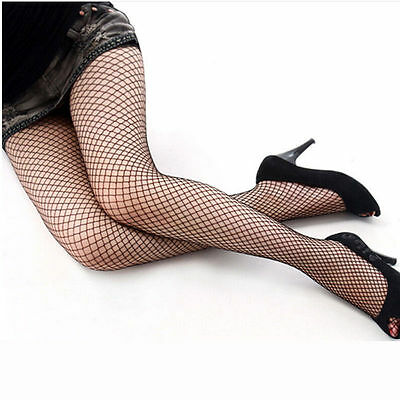 Fashion Womens Fish Net Fishnet Bodystockings Pattern Pantyhose Tights Stockings