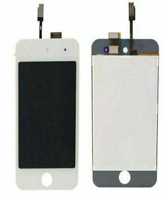 for iPod Touch4 4th Gen 4G LCD Screen Replacement Digitizer Glass Assembly White
