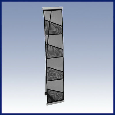 Brochure Stand - 4 Display areas - Fabric - Includes Carry Bag