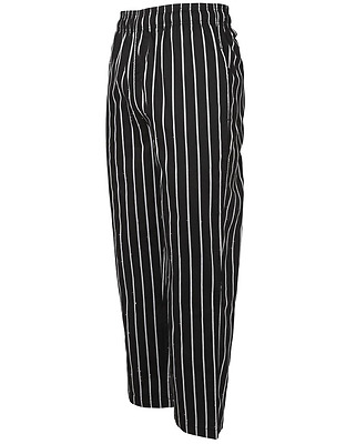 NEW CHEF STRIPED PANT HOSPITALITY  5SP JBs CHEF