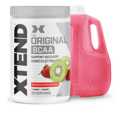 SCIVATION XTEND 30 SERVES BCAA's + ELECTROLYTES - BRANCHED CHAIN AMINO ACIDS + G