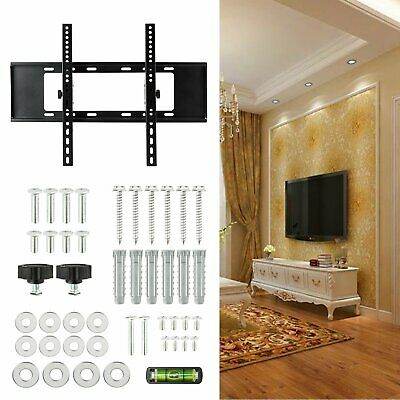 "Universal Tilt TV Wall Mount Bracket 32"" 47 49 57 58 60 65 70 80 85"" for Samsung"