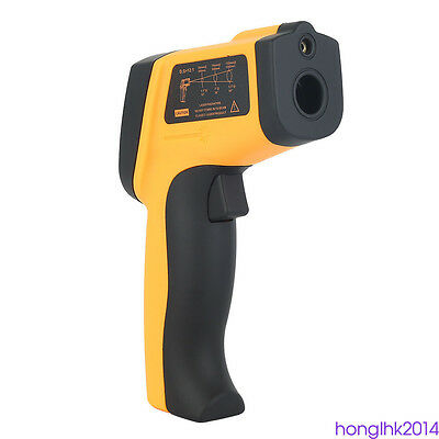 GM900 Non-Contact LCD IR Laser Digital Infrared Thermometer -50℃ To 950℃