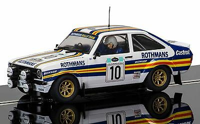 Scalextric Ford Escort MK2 - Acropolis Rally 1980 (Rothmans) Model - C3749