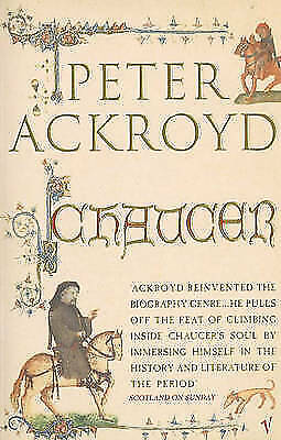 Chaucer: Brief Lives by Peter Ackroyd (Paperback, 2005)