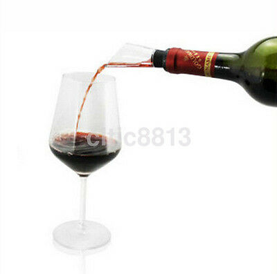 New Rotate Magic Red Wine Aerator Pourer Decanter Enhancing Flavor Tools AU