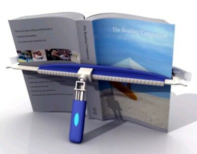 Easy Read Book Holder clamp