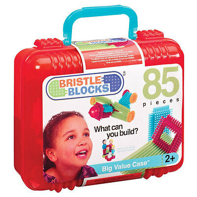 Bristle Blocks 85 Piece Big Value Case