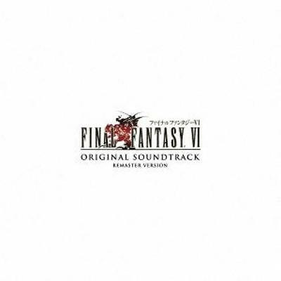 FINAL FANTASY VI Original Sound Track Remaster Version Japan Game Music 3 CD NEW