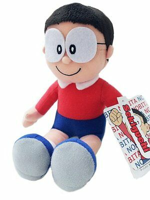 Doraemon Plush Toy Nobita by Sekiguchi