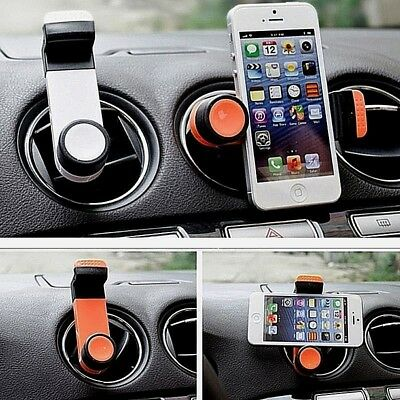 Genuine IMobile 360° Universal In Car Mobile Phone Holder Air Vent Mount Stand
