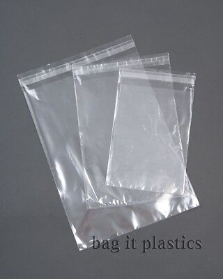 Greeting Card Bags Clear Photo Cello Cellophane Self Seal Display Envelope