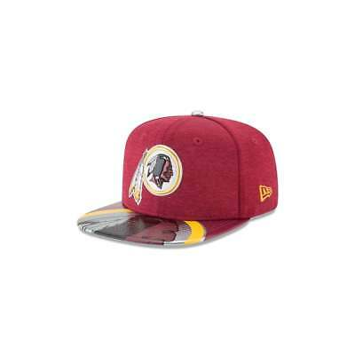 New Era NFL Washington Redskins 2017 Draft 9Fifty Snapback Cap