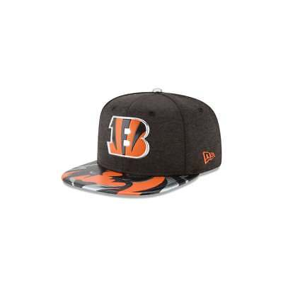 New Era NFL Cincinnati Bengals 2017 Draft 9Fifty Snapback Cap