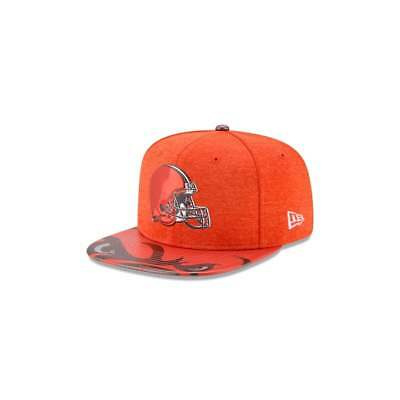 New Era NFL Cleveland Browns 2017 Draft 9Fifty Snapback Cap