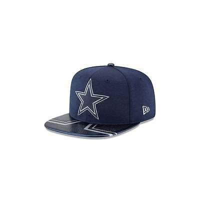 New Era NFL Dallas Cowboys 2017 Draft 9Fifty Snapback Cap