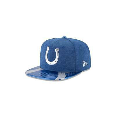 New Era NFL Indianapolis Colts 2017 Draft 9Fifty Snapback Cap
