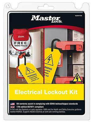 ELECTRICAL LOCKOUT KIT Personal Protection & Site Safety Lockout