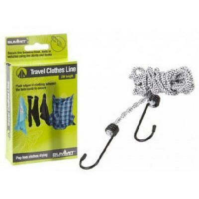 Coghlan's Bungee Pegless Washing Line / Camping Clothes Line