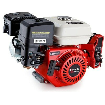 Baumr-AG 7HP Petrol Stationary Engine -SX220E