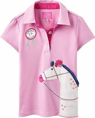 Joules Girl's Moxie Polo Shirt