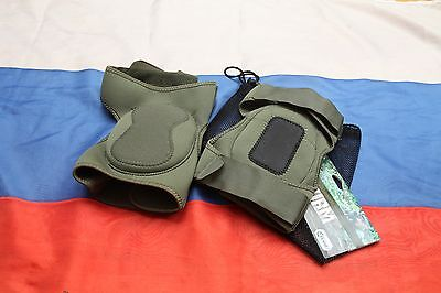 Russian army military tactical Splav Sturm soft protective knee pads
