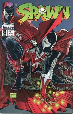 Spawn #8 Vf/nm