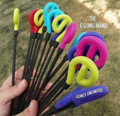 One E-Gong Wand for Mystical Sounds!