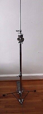 LUDWIG 1123-1 HIHAT STAND -Early 70's - VINTAGE - G/VG COND-COMPLETE W CLUTCH!