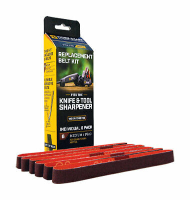 Drill Doctor - Work Sharp WSSA0002704 220 Grit Belt Kit