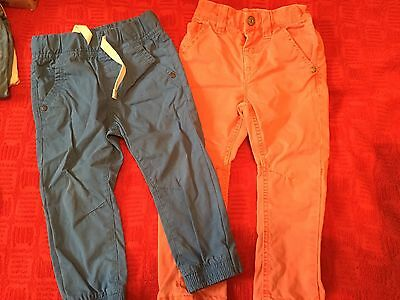 Boys Trousers 1,5-2 Years