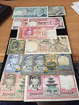 paper money world lot