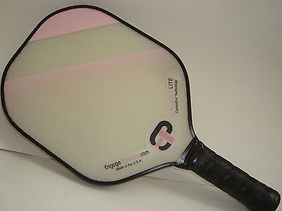Super New Engage Encore Lite Pickleball Paddle Super Light & Quick  Pink Fade
