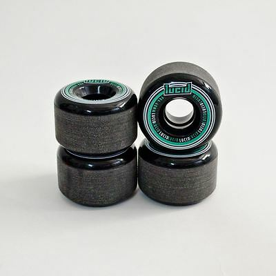 LUCID SKATEBOARD WHEELS: 60MM x 40MM 90A,