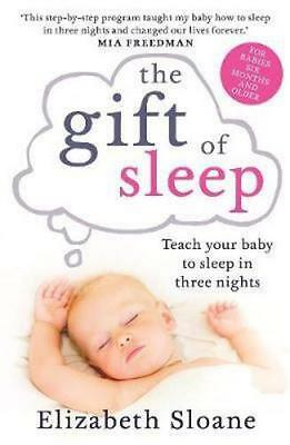 NEW The Gift of Sleep By Elizabeth Sloane Paperback Free Shipping