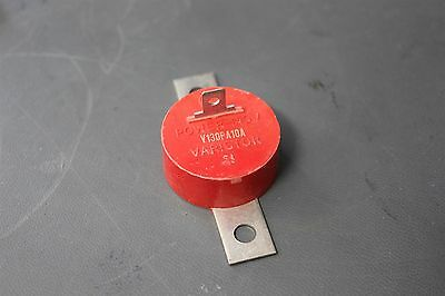 New Ge Power Mov 130V Metal Oxide Varistor V130Pa10A