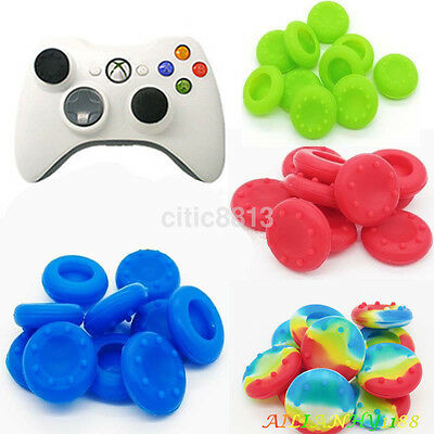 10x Hot Thumb Stick Controller Grip Cap Cover For XBOX ONE/XBOX360/PS4/3 GAME au