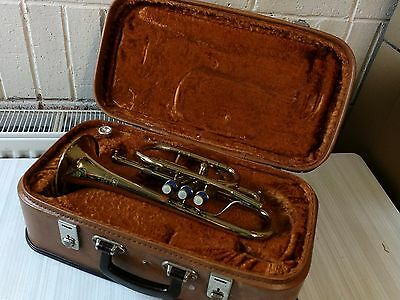 Lafleur Imported By Boosey & Hawkes London. With Hard Case
