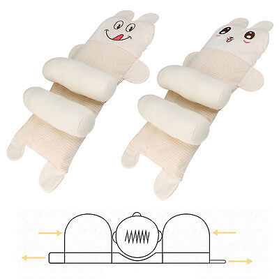 Soft Adjustable Baby Infant Pillow Sleeping Head Support Prevent/anti Flat Head