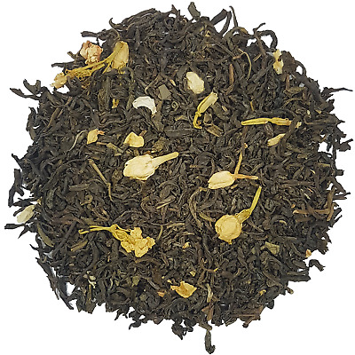 Chinese Green Jasmine Flower Loose Leaf Tea in a Choice of Quantities