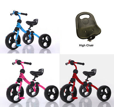 Kids Tricycle Little Bambino For Toddler 3-6 Year Old Bike Trike n Ride