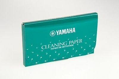 Yamaha Cleaning Papers extend the life of your pads