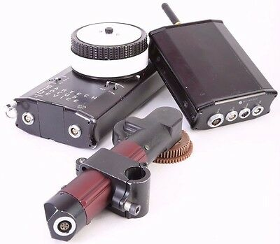 Bartech Focus Device Wireless Follow Focus Kit: Any Cinema Camera Free Shipping.
