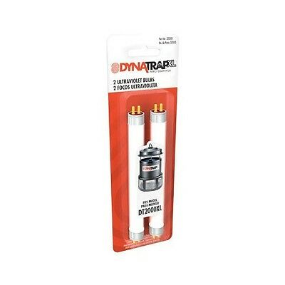 DynaTrap 32050 Insect Eliminator 2 Ultraviolet Replacement Bulbs for DT2000XL