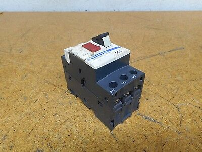 Telemecanique GV2ME20 Manual Motor Starter 13-18A Range Used With Warranty