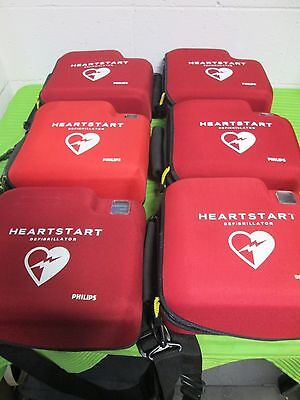 Philips FR2+ and Cardiac Science Powerheart AED G3   (Lot of 13 units)